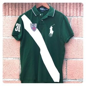 Great Britain Polo by Ralph Lauren